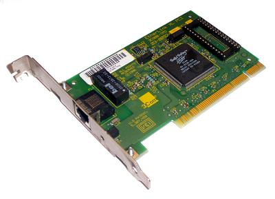 ETHERLINK PCI DRIVER PC