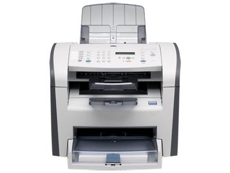 Hp laserjet 3050, 3052, 3055, 3390 and 3392 all-in-ones install.