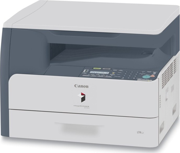 NEW DRIVER: CANON IMAGERUNNER 1025IF