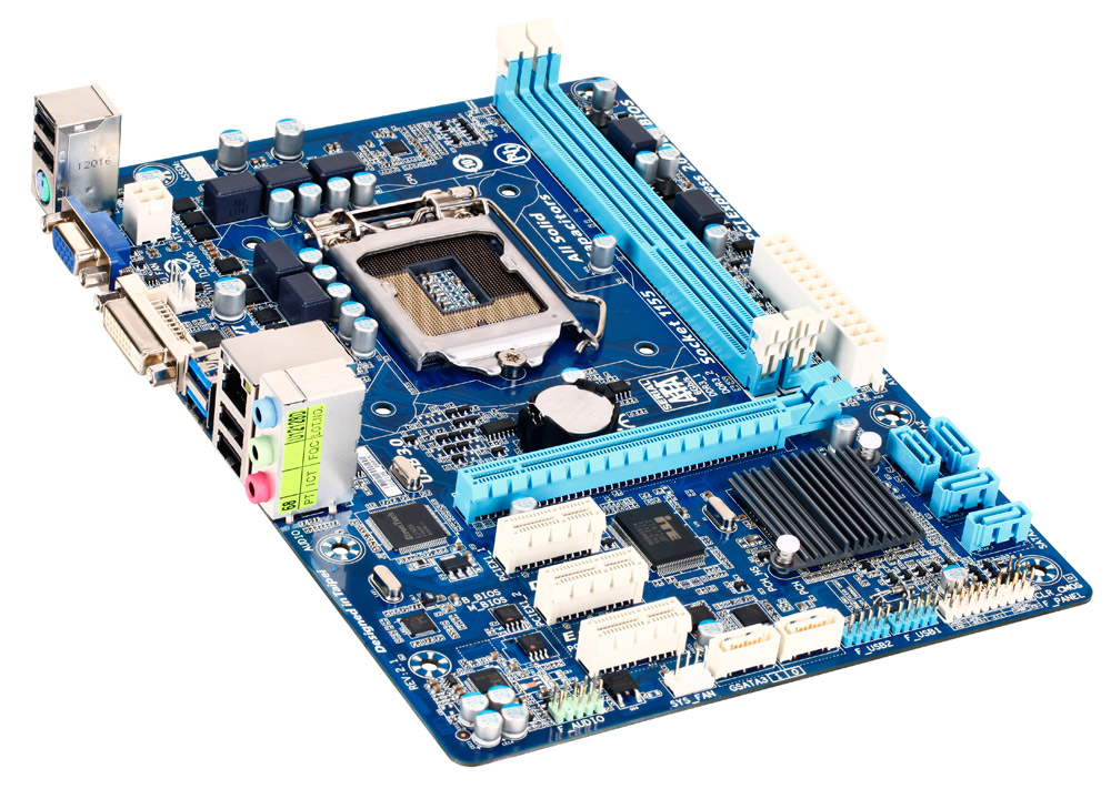 Gigabyte GA-H61MA-D3V Intel Rapid Start Technology Drivers PC